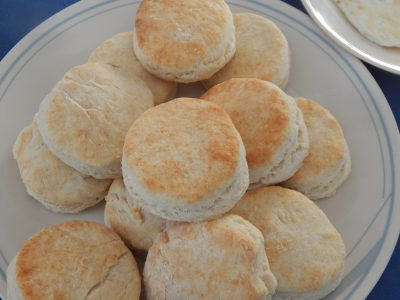 Gene's biscuits