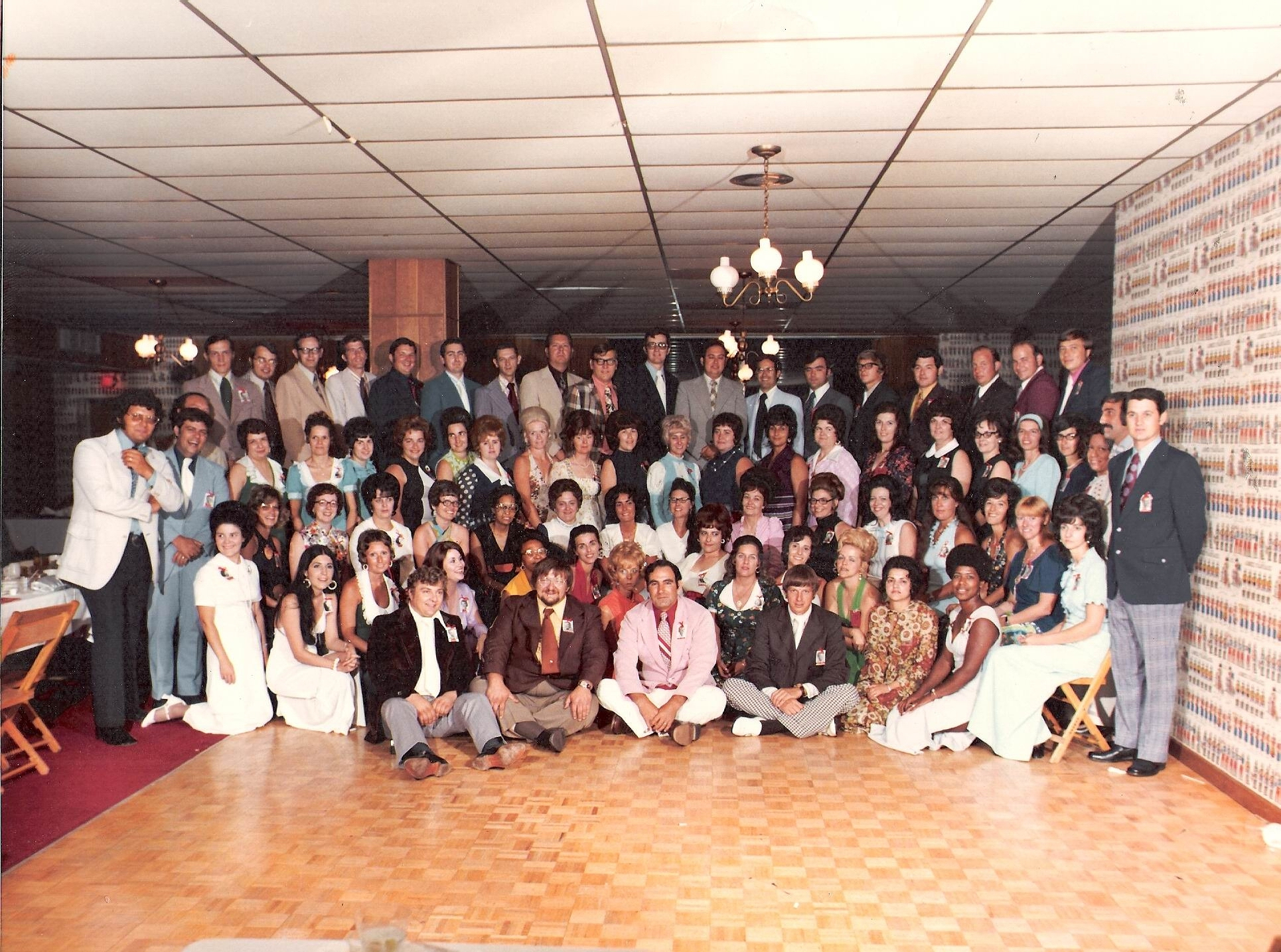 Group Reunion Picture-15 Year