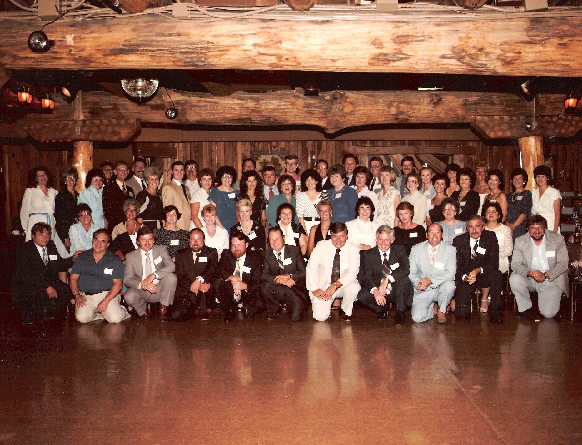 Group Reunion Picture-25 Year