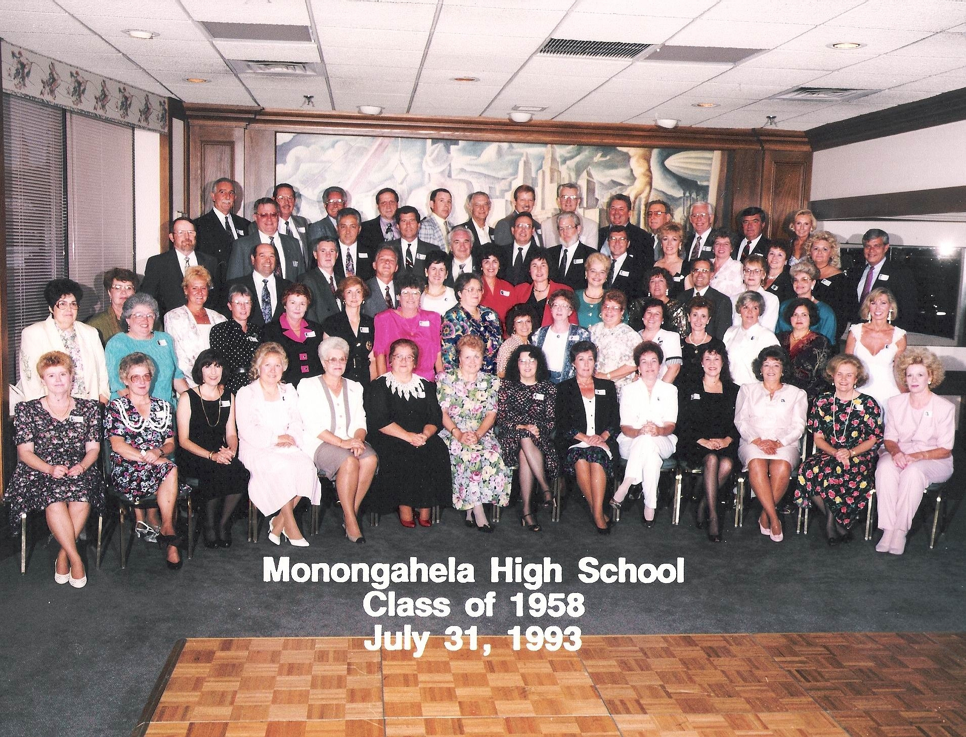Group Reunion Picture-35 Year