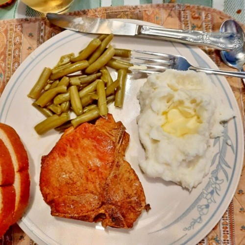 Norma - Pork Chop Dinner